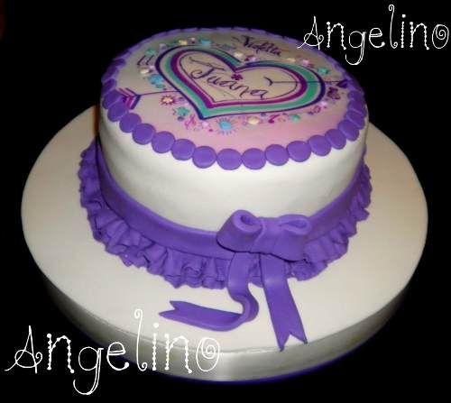 violetta tortas de cumpleaños - Buscar con Google