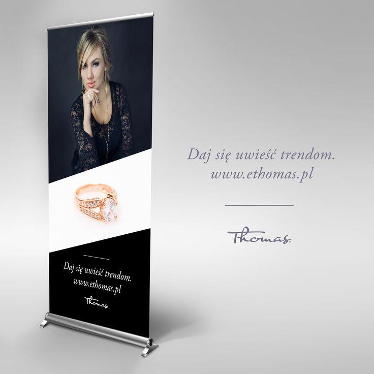 Nasz nowy stand!:) #stand #rollup #jewellery ##woman #biżuteria #bizuteria