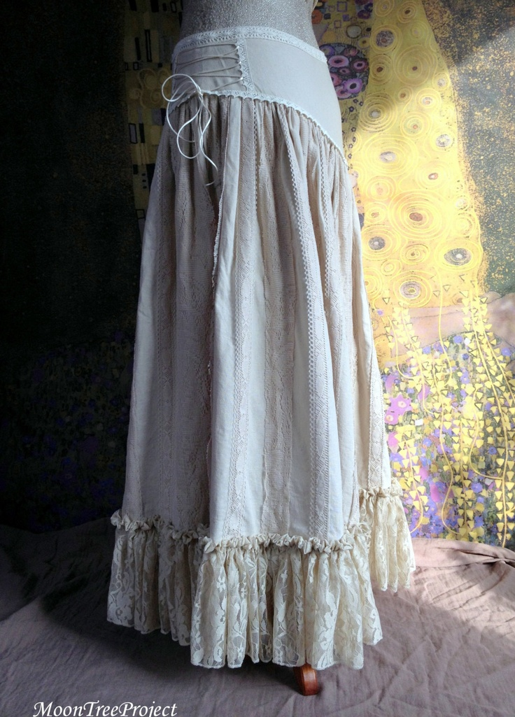 i think i could make this long skirt