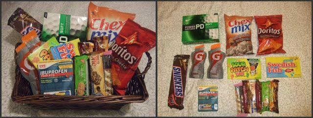 Bachelor Party survival kit