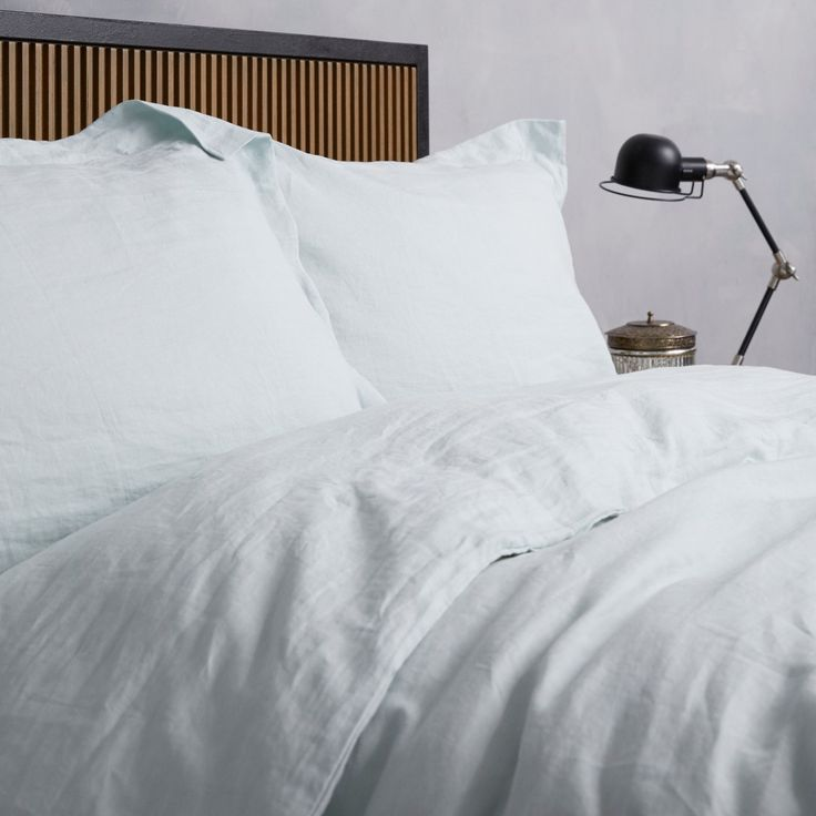100% Pure French Bed Linen - Sale Colours