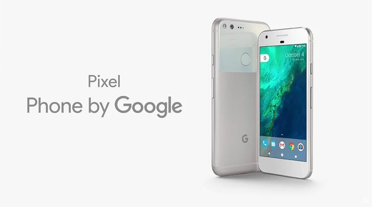 Google's Pixel phones make their debut