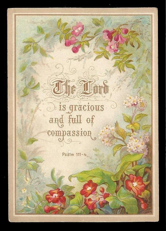 113 best vintage scripture cards images on pinterest