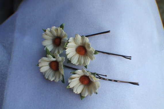 Bridal Bridesmaid sunflower daisy mulberry parchment by LolaBosco, $20.00