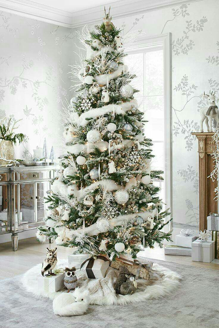782 best Christmas Trees images on Pinterest | Christmas trees, Xmas ...