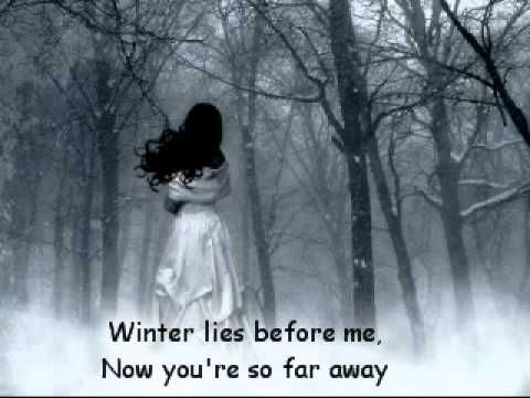 If I Could Be Where You Are - Enya - Lyrics