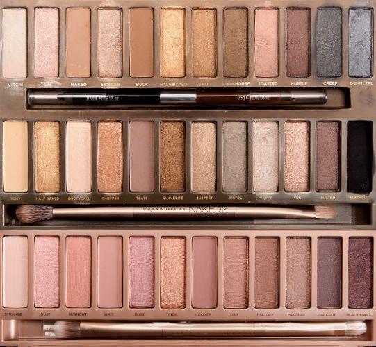 Слухи подтвердились: Urban Decay Naked3 Eyeshadow Palette - Палетка теней Нейкед 3 от Урбан Дикей выпущена