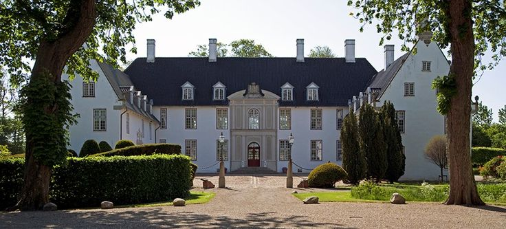 Schackenborg Castle (Schackenborg Slot) is the private residence of Prince Joachim of Denmark, the 2nd son of the present Danish monarch located in Møgeltønder, Southern Jutland.