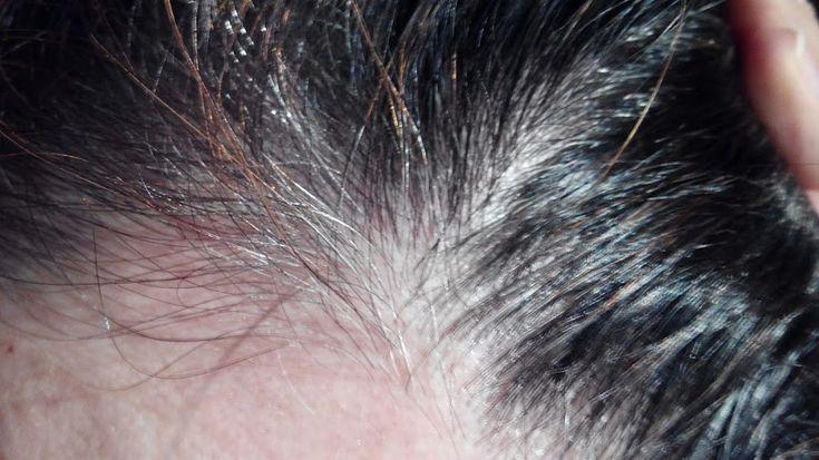 Cambiando el color de mi cabello con el tinte vegetal Avellana de Khadi…