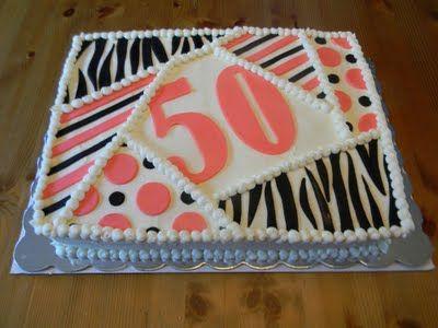 birthday sheet cake - Google Search