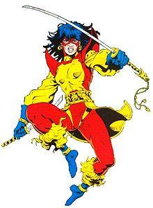 Katana (comics) - Wikipedia, the free encyclopedia