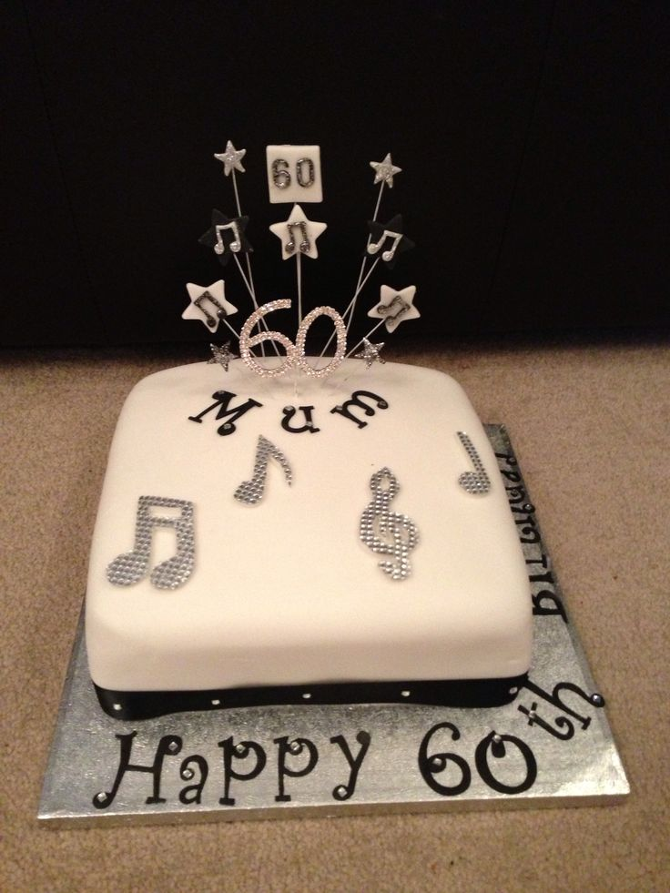 1000 images about celebration cakes on pinterest for 60th birthday cake decoration