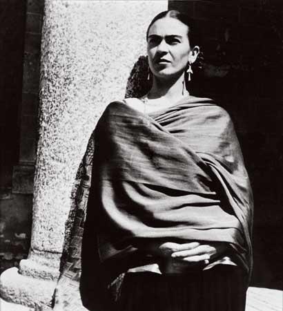 Frida en Coyoacan, 1936