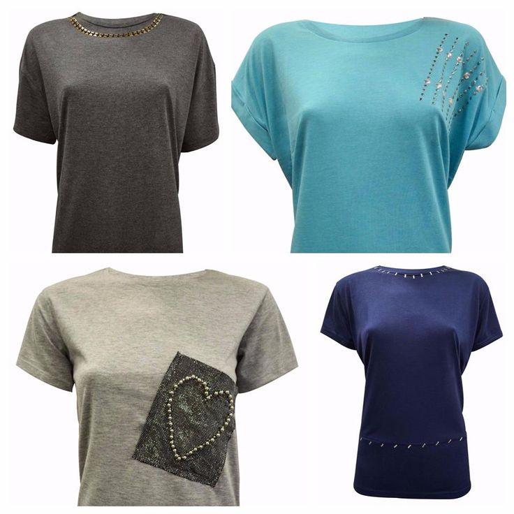 Știm că ești în căutare de noi tricouri pentru magazinul tău. Din acest motiv venim în întâmpinarea ta, cu modele noi, deosebite și foarte accesibile la preț. Comandă și tu produsele noi, marca Adrom Collection de aici:  http://www.adromcollection.ro/9-bluze