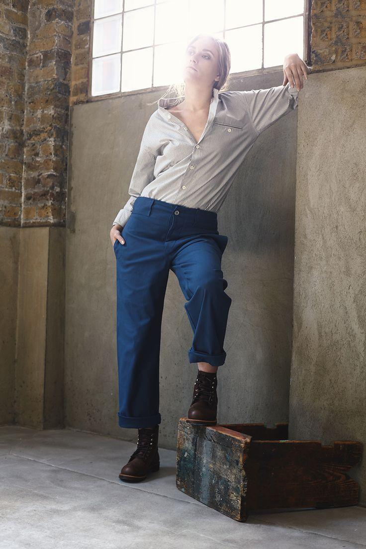 Hausen trousers - Lanefortyfive www.lanefortyfive.com