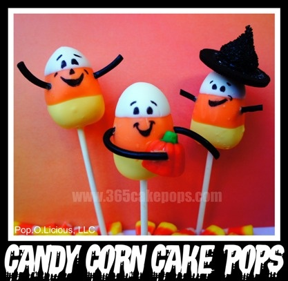 Tutorials: Cake Pops for Halloween and a Freakin' Cool Cake Pop Stand · Edible Crafts   CraftGossip.com