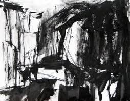 abstract charcoal art - Google Search