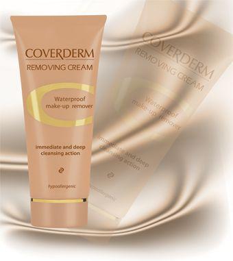 Coverderm Removing Cream 200ml