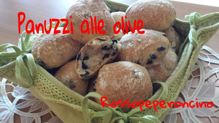 Panuzzi alle olive