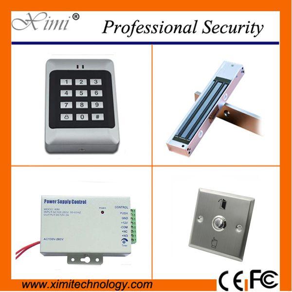 Sigle Door Access Control With Keypad Em Card Access Control System Simple Door Access Control Without Software Em Access Control Access Control System Control