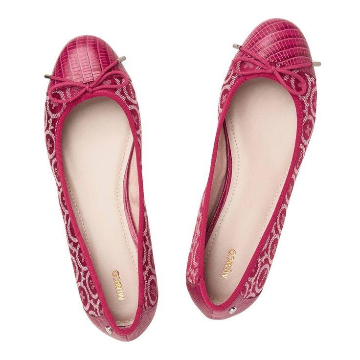 Mimco ballet fiction  shoes