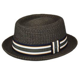 This lightweight, easy to wear, packable braid is now in the trending pork pie s…   – Pork Pie Hats