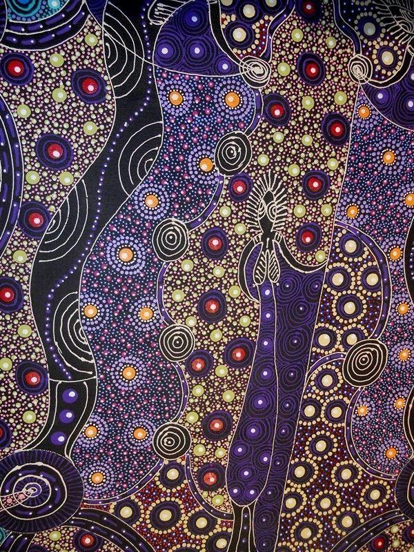 23 best Australian Aboriginal Style Painting images on ...