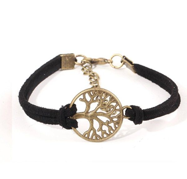 4.99$ 'Tree of Life' Handmade Rope Bracelet | Motivational Fitness Jewelry - Miss Fit Boutique