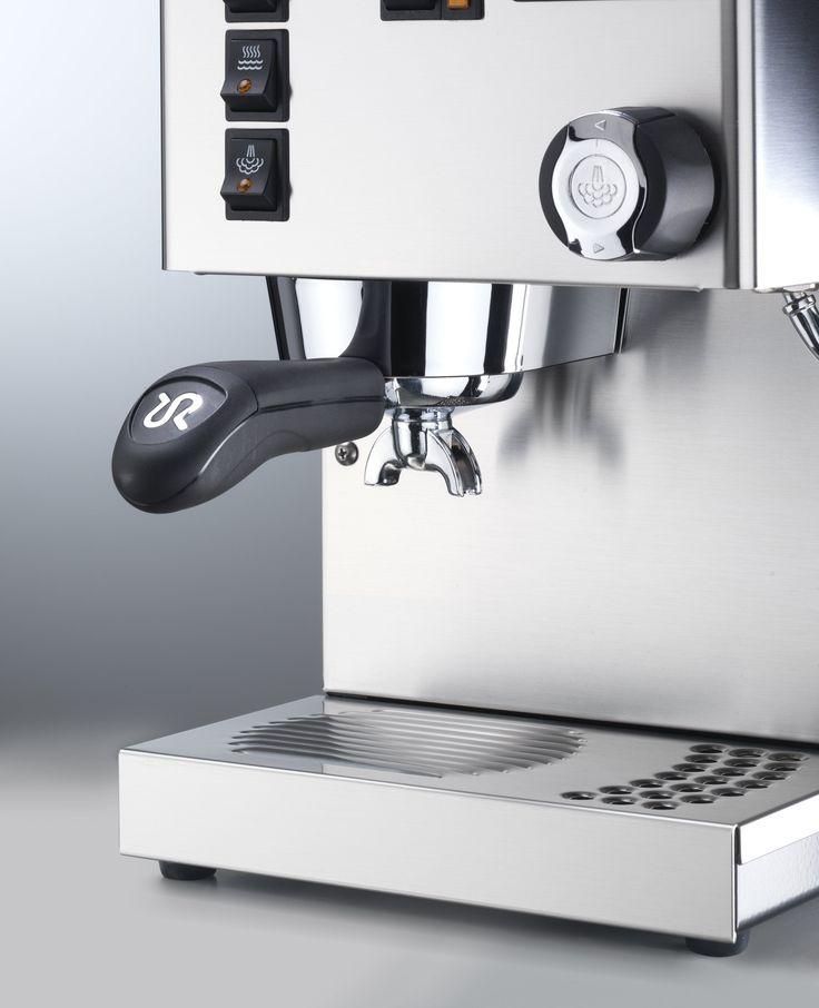 Rancilio Silvia | Espresso Machine - V5: In Stock Now