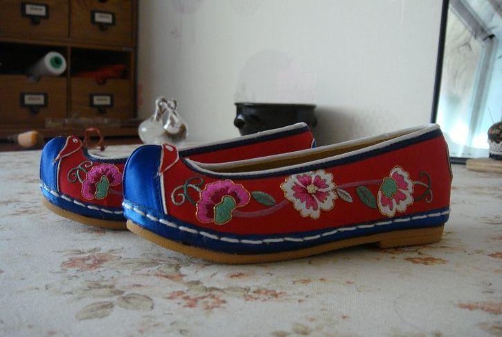 손 자수(Hand Embroidery)