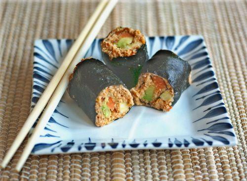 Paleo Vegetarian Nori Miso