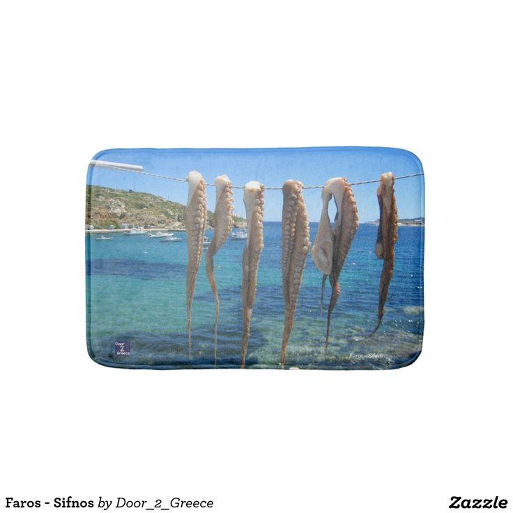 Faros - Sifnos Bath Mats