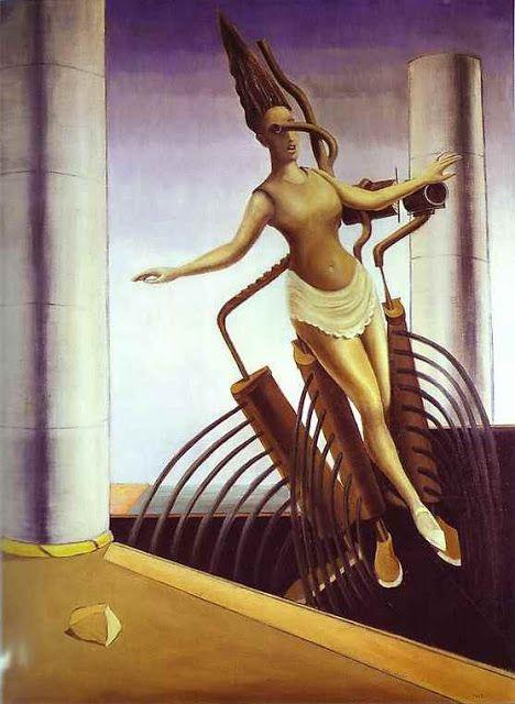 Surrealism  by Max Ernst