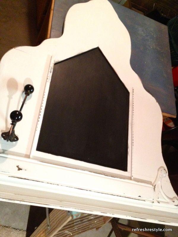 Repurposed Vanity Mirror Repurposed Dresser Mirror And