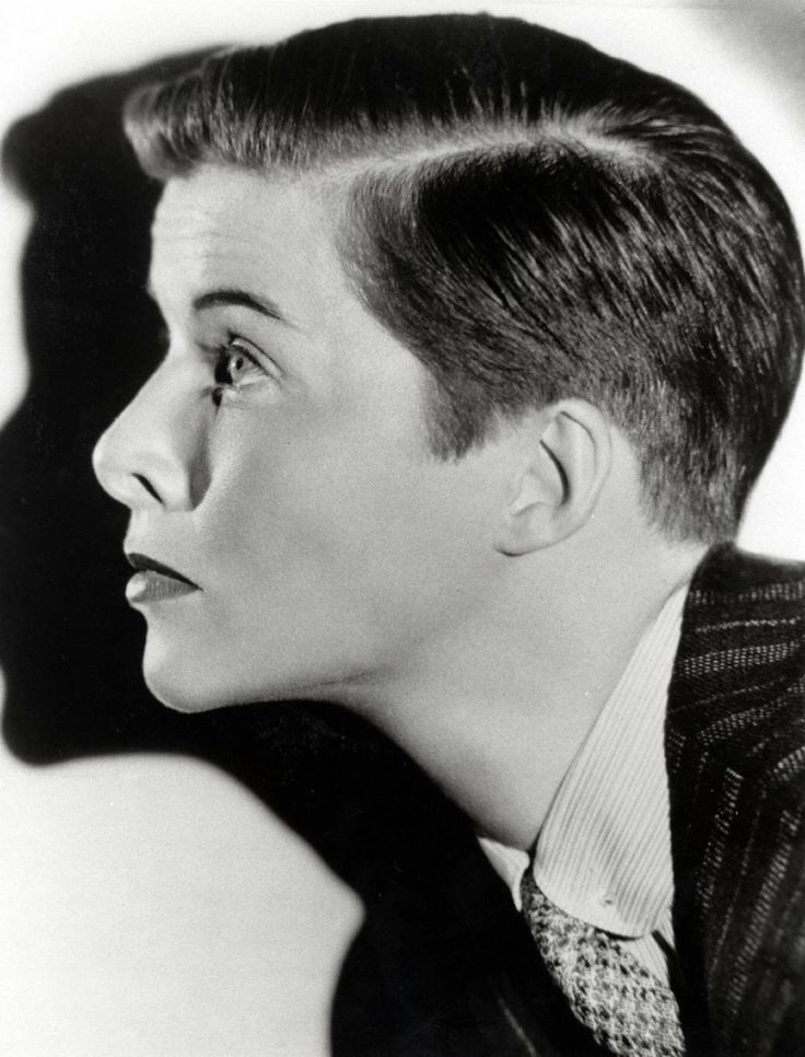 Image result for katharine hepburn as boy
