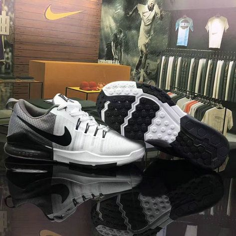 Nike Running 2017 Cheap Nike Zoom Train Action White Cold Grey Black Shoe For Discount
