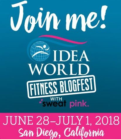Join Me!! Who is going to BlogFest In San Diego this June? http://www.ideafit.com/fitness-conferences/blogfest#blogfest  #blogfest #sweatpink #ideaworld #FITandFlirty