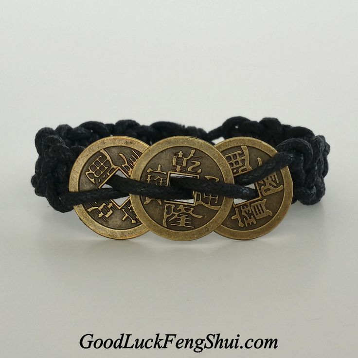 Good Luck Chinese Coins Bracelet - http://www.stumbleupon.com/to/s/2BJRSu