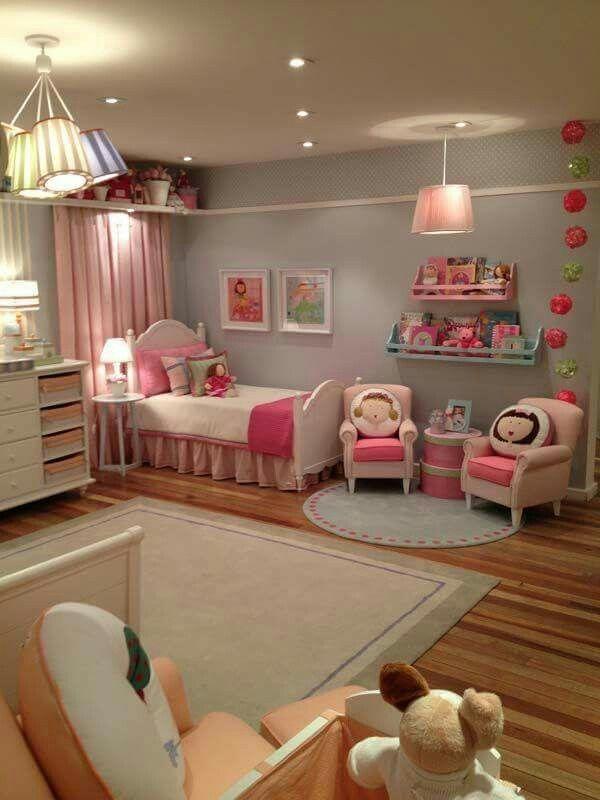 Girly room...