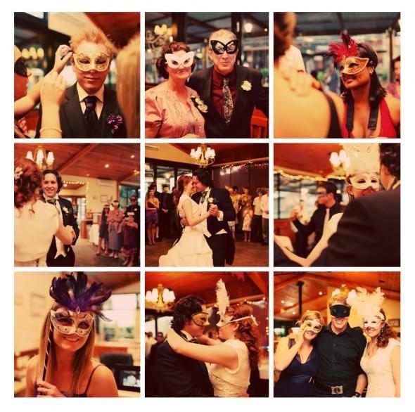 Hire actors for wedding