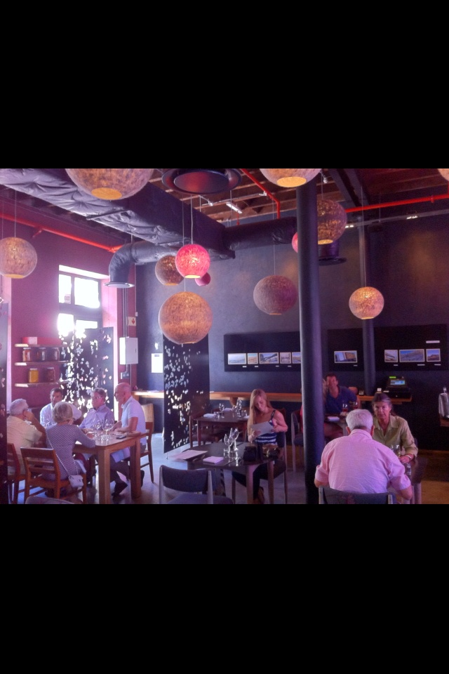 The Test Kitchen Restaurant - Cape Town - South Africa