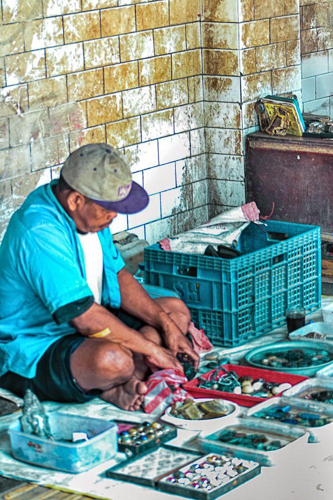 man at work..Jakarta
