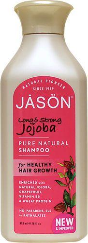 Long & Strong Jojoba Shampoo