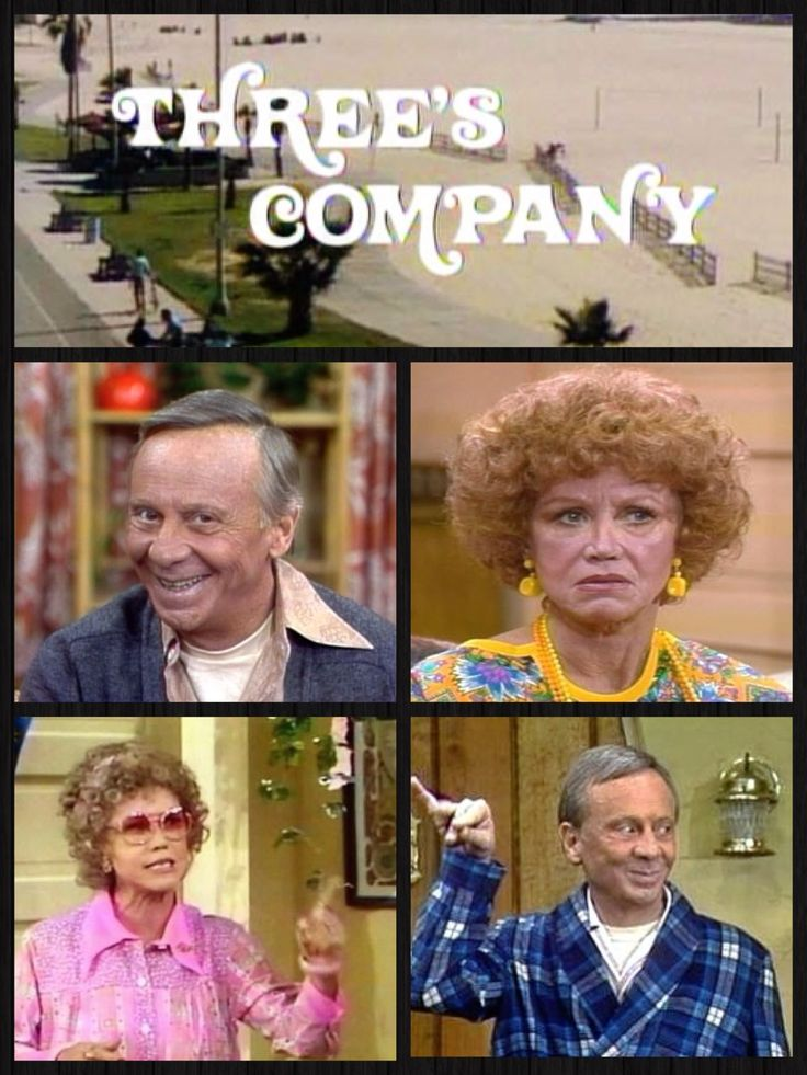 Three's Company (1977-1984) Audra Lindley played Mrs. Roper, the long suffering wife of Norman Fell's Mr. Roper.