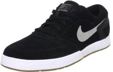 Nike Men's NIKE PAUL RODRIGUEZ 6 SKATE SHOES 9.5 Men US (BLACK/MEDIUM GREY/WHITE) Nike. $84.90