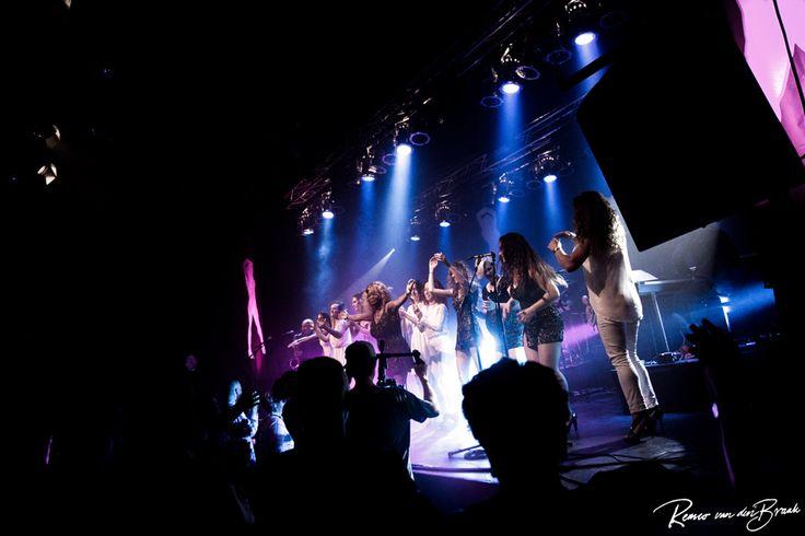 Full Show (16 members on stage) - Tina Turner Tributeband Hot Leggs