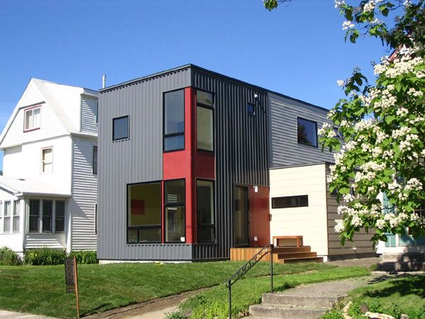Hive Modular B Line Exterior Modular Pre Fab Homes