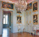 Schloss Wilhelmsthal, Schönheitengalerie des Hofmalers Tischbein