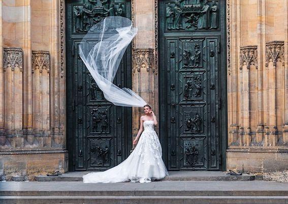 Una panoramica sulle #tendenze della #moda per l'#abito da #sposa autunnale da sfoggiare nel 2016