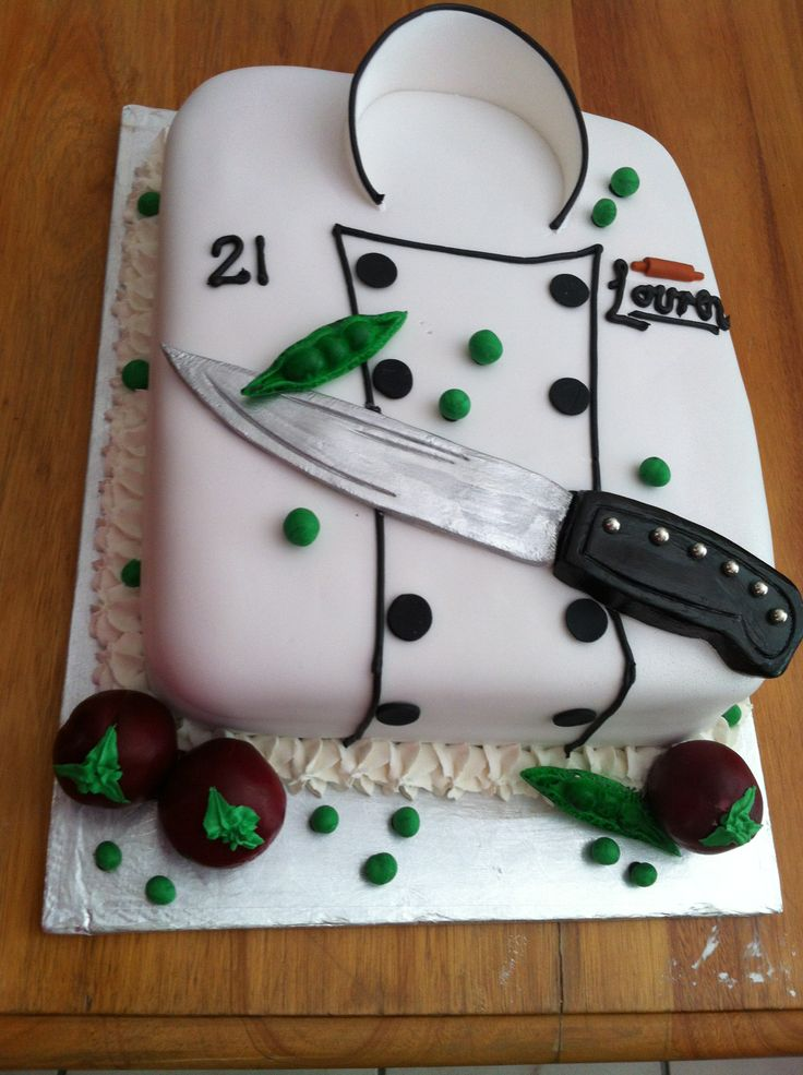 Cake Decorating Chefs : 34 Best images about Chef Themed Cakes on Pinterest Chef ...